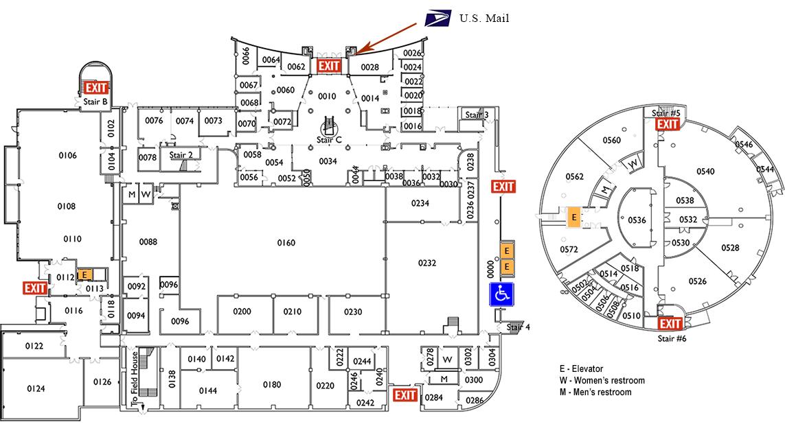 ccri flanagan campus map Ground Floor Knight Campus Ccri ccri flanagan campus map