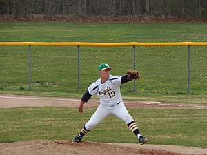 dfd6116020b Knights Split Doubleheader Against Sussex County – Community College ...