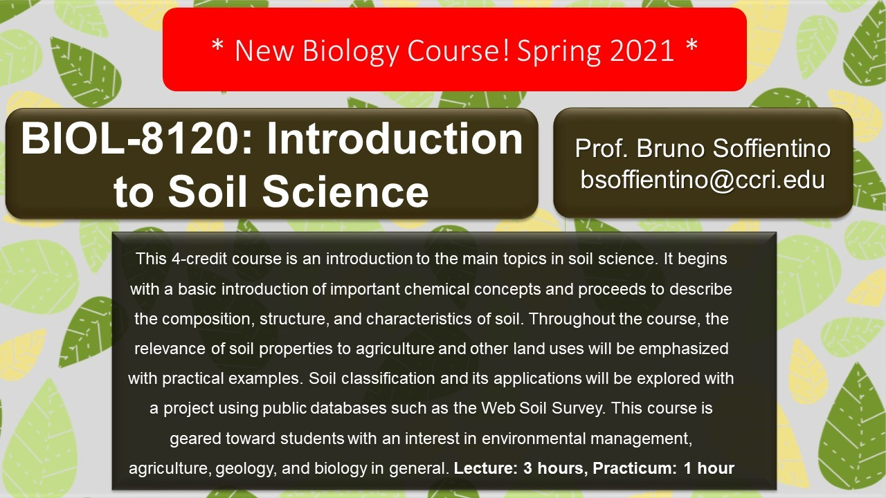 new course 8120