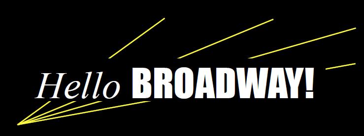 Hello Broadway Logo