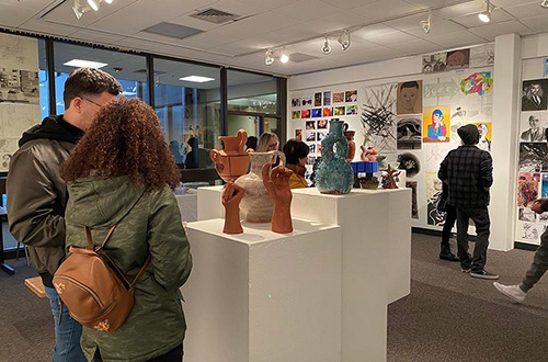 Work Study jobs in the Art Galleries