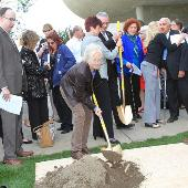 50th anniversary time capsule burial