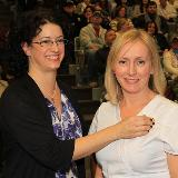 Associate Degree Nursing pinning winter