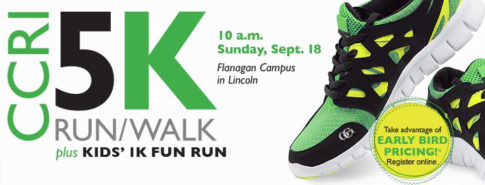 CCRI 5k Run/Walk