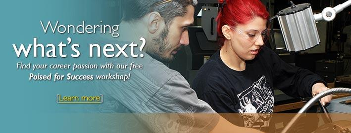 Free Poised for Success Workshop