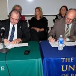 Nursing Education Partnership with URI