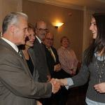 PHI THETA KAPPA Fall induction at West Valley Inn