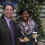 Holiday Coffee Hour - Liston Campus in Providence 8