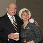 Holiday Coffee Hour at the Knight Campus