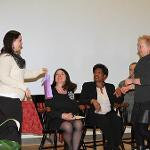Therapeutic Massage program pinning ceremony