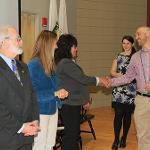 Occupational Therapy Assistant program pinning ceremony