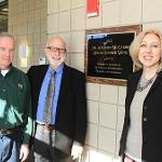 Dedication of the Dr. Maureen McGarry Health Science Wing