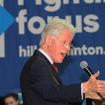 Former President Bill Clinton comes to CCRI