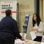 Advanced manufacturing career fair