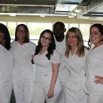 Associate Degree Nursing Program pinning ceremony