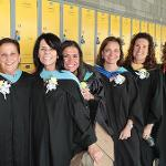 CCRI's 51st Commencement robing