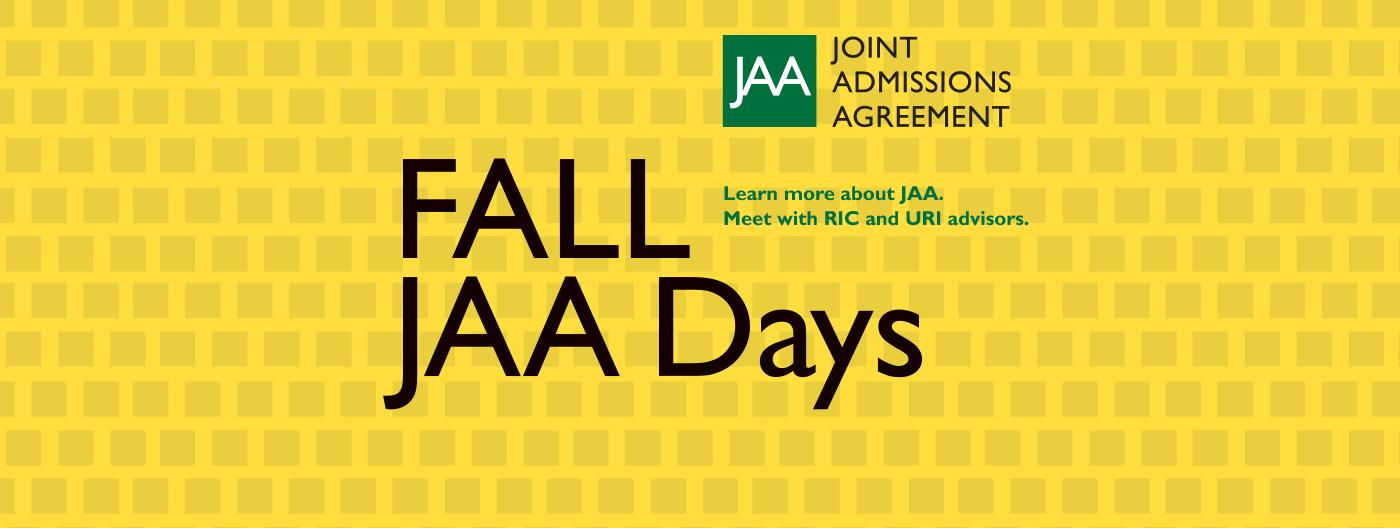 Learn more about JAA Days