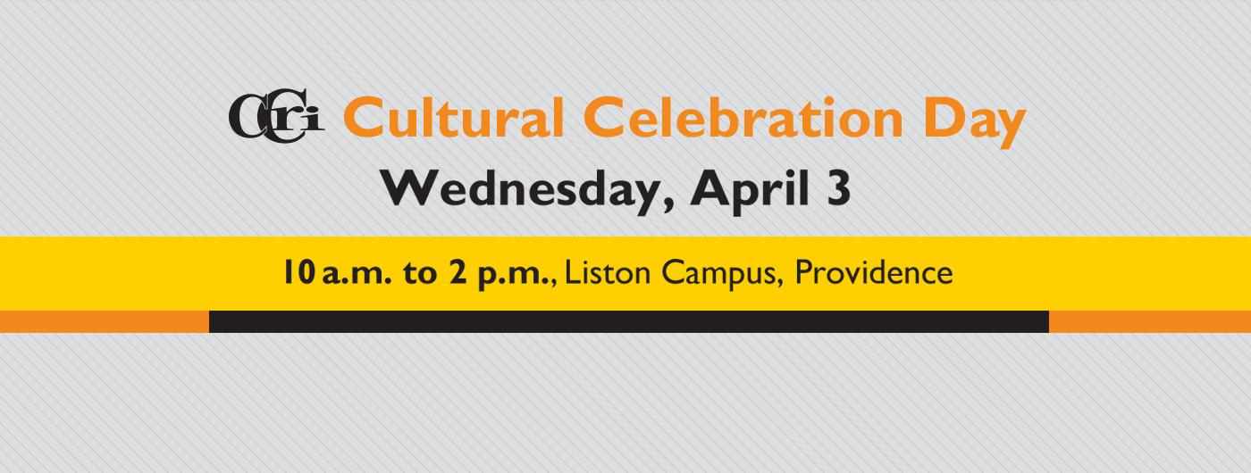 Join us in celebrating our diversity and culture.