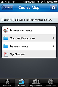 Blackboard Mobile